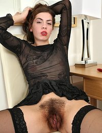 Hairy black xxx amateur